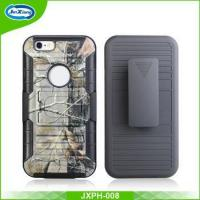Buy cheap Custom Your Own Pattern Smartphone Cover Ring Robot Case Belt Clip for iPhone 6 product