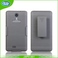 Wholesale Holster Belt Loop Smart Phone Stand Mobile PC Case Hard Shell for Bmobile AX1035 from china suppliers