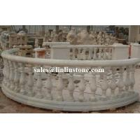 Buy cheap Baluster Venatino White Marble Baluster from wholesalers