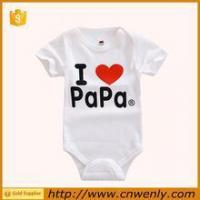 Buy cheap Wholesale children's boutique clothing newborn baby clothes 100% cotton from wholesalers