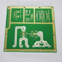 Buy cheap Nelco Material PCB HF Substrate Circuit Boards from wholesalers