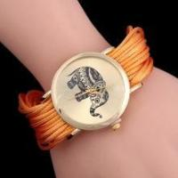 Buy cheap Wholesale cheap handmade cord watch china watch from wholesalers