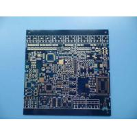 Buy cheap Four Layer Controlled Impedance Pcb Printed Circuit Board Manufacturing Tg 135 from wholesalers