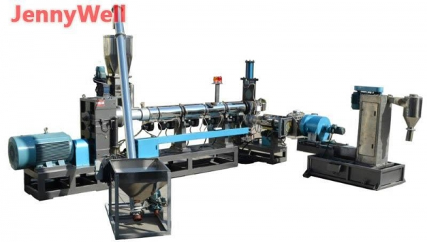 Quality Double Stage Pellletizing Line for sale