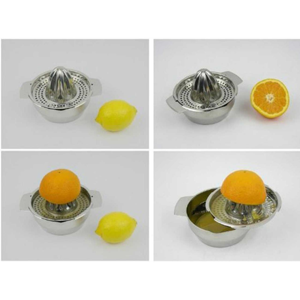 Buy cheap made metal Lemon Squeezer Orange Juicer NO:SN-LS003 from wholesalers