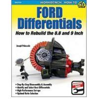 Buy cheap How to Rebuildthe 8.8 & 9 InchFord Differential product