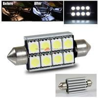 Wholesale Automotive Bulbs 42mm 8 SMD w/ Canbus Interior Dome Light - White from china suppliers