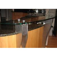 Buy cheap Glass Countertops Make a Kitchen Sparkle! from wholesalers