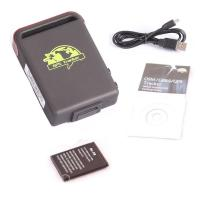 Buy cheap Mini QUAD band GPS Tracker TK102B, Vehicle GSM GPRS GPS Positioning Locator Device With USB Charger from wholesalers