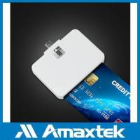 Buy cheap Portable Mobile Credit Card Reader for Android PC and Smartphone from wholesalers