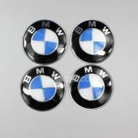 Buy cheap BMW NEW Wheel Emblem Center Hub Cap Cover Aluminum Plaques 65mm Roundel Badge #3406 from wholesalers