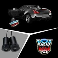 Buy cheap Welcome Logo Light 3D TRANSFORMERS AUTOBOTS Step Ground Car Door Led Courtesy Lamp #2758 from wholesalers