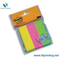 Buy cheap Office Gift Custom Sticky Note With Wooden Pallet Paper Cube Notepads Cheap Print In from wholesalers
