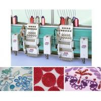 Wholesale Flat PC mixed embroidery machine from china suppliers