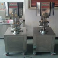 Buy cheap Semi automtatic screw capping machine from wholesalers