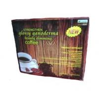 Buy cheap Strengthen Glossy ganoderma beauty slimming coffee 20 boxes Model: Glossy ganoderma beauty -05 from wholesalers
