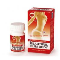 5 boxes of Beautiful Slim Body Diet Pills Manufactures