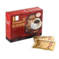 Leisure 18 Slimming Coffee Gold version 20 boxes Model: L18coffee05 Manufactures