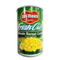 Buy cheap vegetable can Whole Kernel Corn Del Monte USA from wholesalers