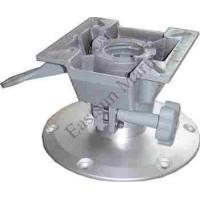 Buy cheap Seat Pedestal Low profile pedestal with swivel; Total height 135MM from wholesalers
