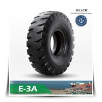 PORT USE TYRES E-3A Tread Pattern Features: Manufactures