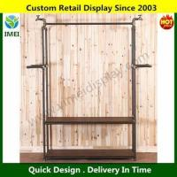 High Quality Wholesale hat stand display best selling metal clothes rack YM07374 Manufactures