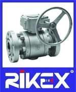 Wholesale Marine DIN 3-PC Trunnion Mounted Ball Valve from china suppliers