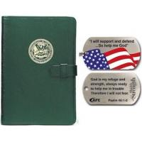 Buy cheap Soldier's Bible (HCSB) with FREE So help me God dog tag from wholesalers