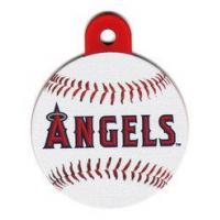 Buy cheap Anaheim Angels Circle Shaped Dog ID Tag with Custom Engraving $9.99 Sale Price: $9.69 from wholesalers
