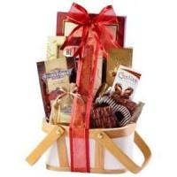 Buy cheap chocolate&cartoon gift Gourmet Chocolate Gift Basket.No.26 delivery gift to australia s from wholesalers