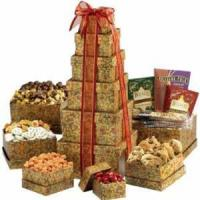 Buy cheap chocolate&cartoon gift The Ultimate Gourmet Gift Tower.No.40 delivery gift to australia from wholesalers