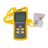 Buy cheap Fiber Optic Cable Tester For Universal Connectors , Portable Fiber Optic Power Meter from wholesalers