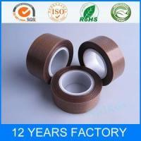 Buy cheap PTFE Coated Fiberglass Tape from wholesalers