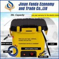 Buy cheap Portable car wash machine Portable12V Electric Car Washing Device from wholesalers