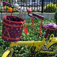 58mm dingding print bell cute bicycle bag Manufactures