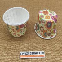 Buy cheap J-11: Circle Paper Printing Cake Mini Dessert Edge Film Cup from wholesalers