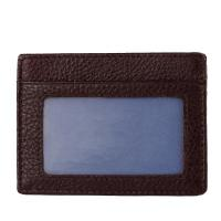 Wholesale custom mens & ladies personlized leather cards holder from china suppliers