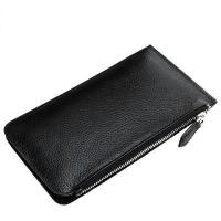 Buy cheap custom men's leather business credit card wallets cards holder case product