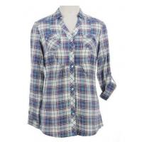 Wholesale Women's Shirts Yarn dyed Ref. fy052 from china suppliers