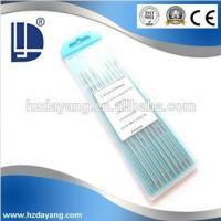ungsten electrode color code Manufacturer tungsten carbide rod WL15 welding electrode price china Manufactures