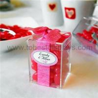 Buy cheap Wedding Candy Box from wholesalers