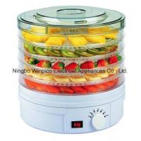 Electric 5-Layer Food Dehydrator Fruit Drying Machine Manufactures