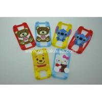 Buy cheap Custom Silicone Cell Phone Cartoon Case product