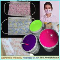 Wholesale Non-wovenFabricPrintingInk from china suppliers