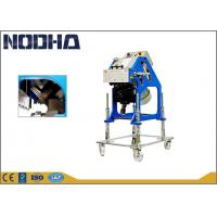 Buy cheap AC 380V 3PH 50Hz Portable Plate Beveling Machine For 6 - 30 Mm Thick Plate from wholesalers