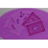Buy cheap Poker club invisible ink marked plastic cards for UV contact lenses from wholesalers