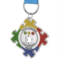 Wholesale Soft Enamel Volleyball Medal from china suppliers