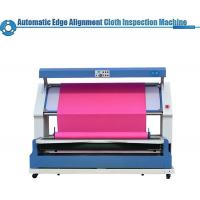 Buy cheap Automatic Edge Aligning & Rewinding Cloth Inspection Machine from wholesalers