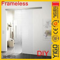 Buy cheap Glass-stair-railing Modern sliding glass door manufacturer from wholesalers