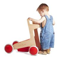 China Active play Flap baby walker: red on sale